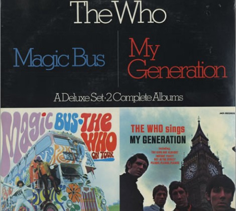 Who – Magic bus/my generation