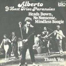 Alberto – Y lost trois paranoias