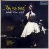 Brenda Lee – Let me sing