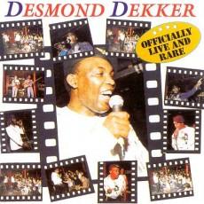Desmond Dekker – Desmond Dekker officially live and rare