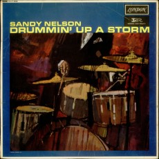 Sandy Nelson – Drummin' up a storm