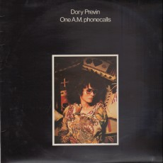 Dory Previn – One a m phone calls