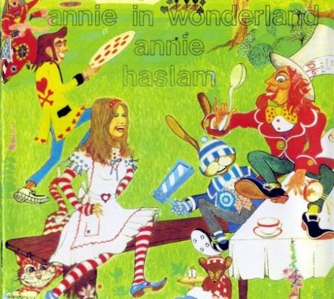 Annie Haslam – Annie in Wonderland
