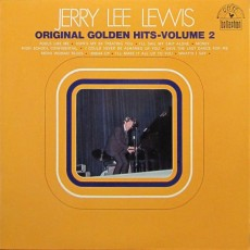 Jerry Lee Lewis – Original golden hits Vol 2