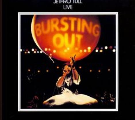 Jethro Tull Live Bursting Out Viva Vinyl Viva Vinyl