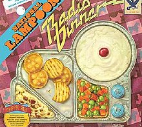 National Lampoon – Radio dinner