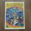 4sp The Beatles Yellow Submarine poster 1999 by Stephen Templer