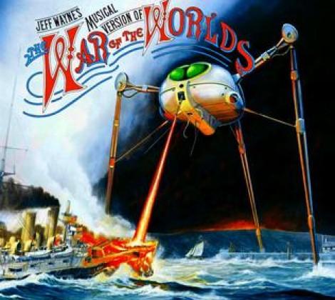 Jeff Wayne War Of The Worlds Viva Vinyl Viva Vinyl