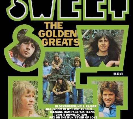 Sweet – The golden greats