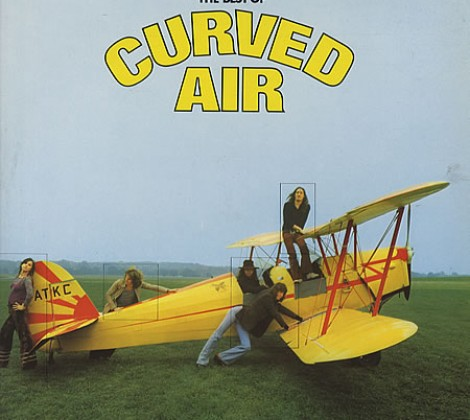 Curved air – The best of curved air