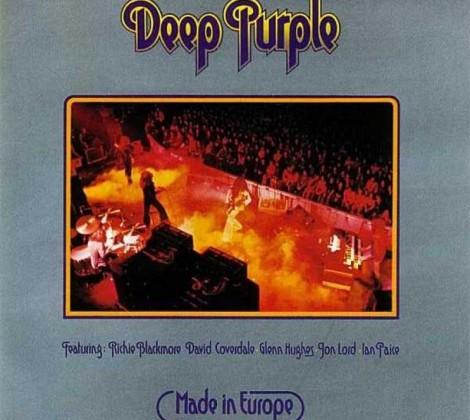 Deep purple – Made in Europe