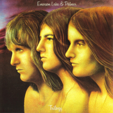 Emerson Lake and Palmer – Trilogy