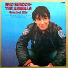 Eric Burdon – The animals greatest hits