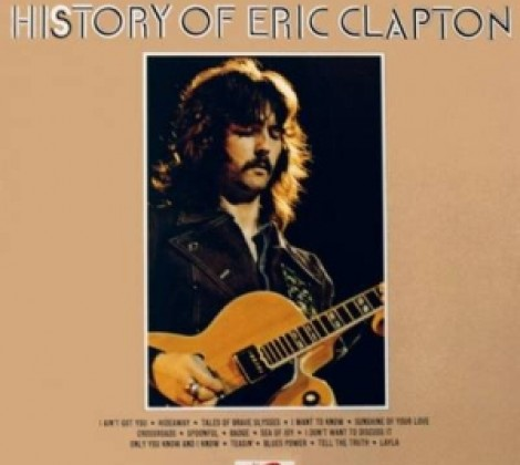 Eric Clapton – History of Eric Clapton