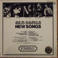 Family – Old songs, new songs