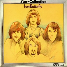 Iron butterfly – Star collection iron butterflly