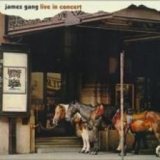 James gang – Live in concert