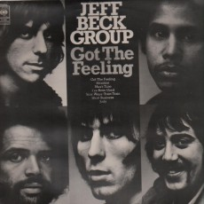 Jeff Beck group – Got the feeling