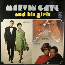 Marvin Gaye, Tammi Terrel, Mary Wells, Kim Weston – Marvin Gaye and his girls