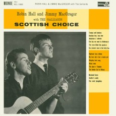 Robin Hall and Jimmie MacGregor – Scottish choice