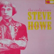 Steve Howe with bodest – The early years