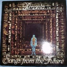 Ananta – Songs from the future