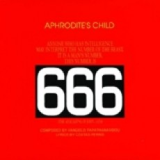 Aphrodites child – 666