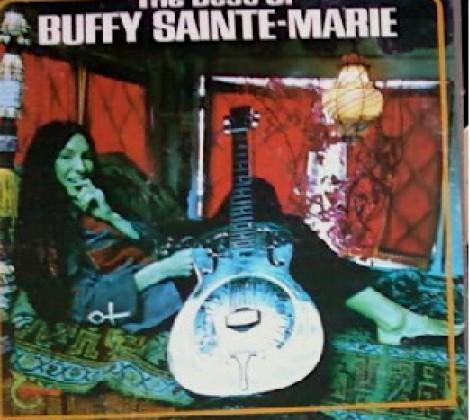 Buffy Saint-Marie – The best of Buffy Saint-Marie