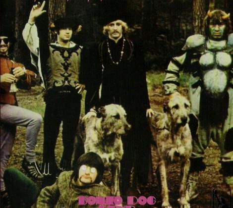 Bonzo dog doo dah band – The doughnut in grannys greenhouse