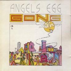 Gong – Angels egg
