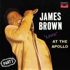 James Brown – James Brown live at the apollo vol 2
