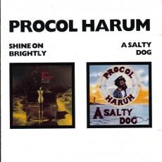 Procol Harum – Shine on brightly / A salty dog