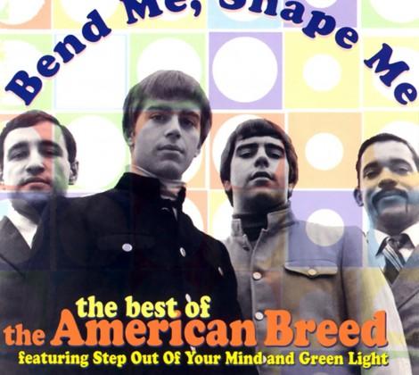 American breed – Bend me shape me