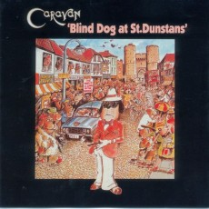 Caravan – Blind dog at St Dunstans