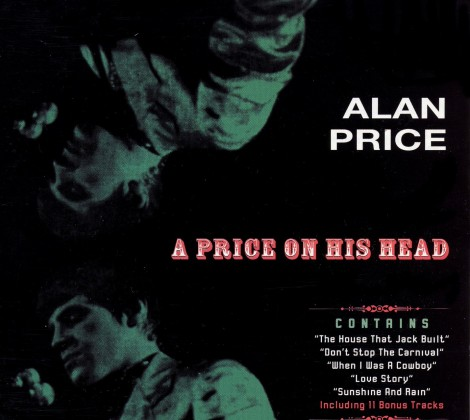Alan Price set – A price on his head