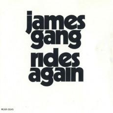 James gang – James gang rides again