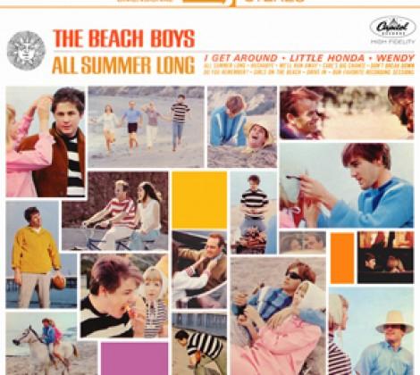 Beach boys – All summer long