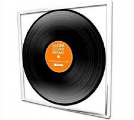 1sp: 12″ x 12″ LP frame – Display your favourite LP for all to see.