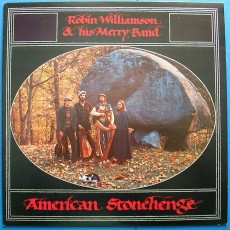 Robin Williamson and his merry band – American stonehenge