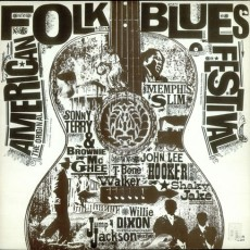 Various artists – The original American folk blues festival