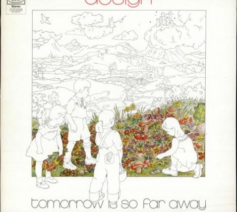 Design – Tomorrow is so far away