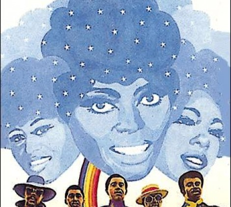 Diana Ross and the supremes and the temptations – Together