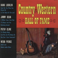 Various Artists – Country and western hall of fame