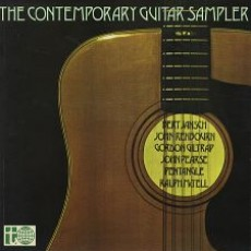 Various artists – The contemporary guitar sampler