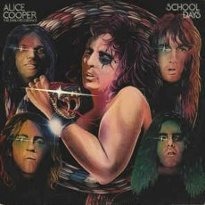 Alice Cooper – School days