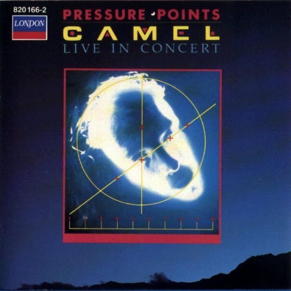 Camel Pressure points camel live in concert