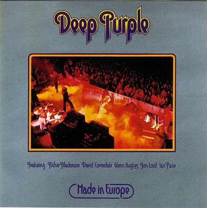 Deep purple Made in europe