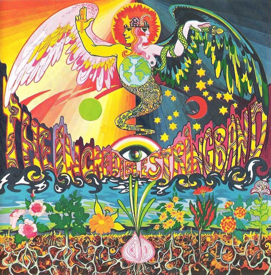 Incredible String Band The 5000 Spirits Viva Vinyl
