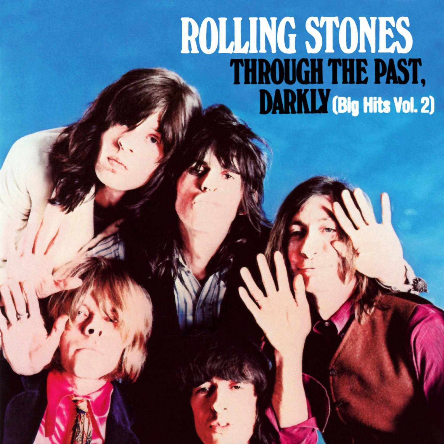 The rolling stones Through the past darkly