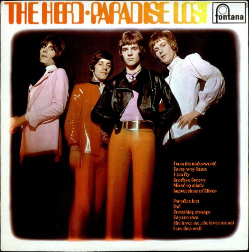 the herd paradise lost viva vinyl viva vinyl